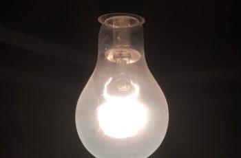 Электричество - лампа