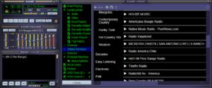 Плеер для музыки - Winamp