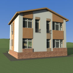 Какой дом дешевле - одноэтажный или двухэтажный