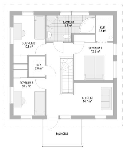 Правильная планировка для шумоизоляция второго этажа