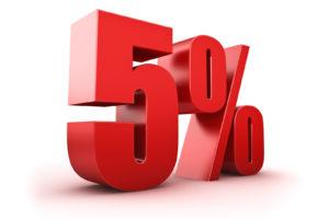 Скидка 5% в магазине Philips / shop.philips.ru