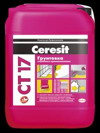 Ceresit CT 17. Грунтовка глубокого проникновения (c) Ceresit