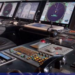 Мостик на МАСС проекта MPSV07