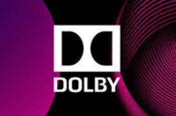 Логотип компании Dolby