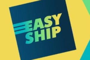 Посредник EasyShip отзыв и скидка, логотип